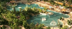 Aquapark Tropical island